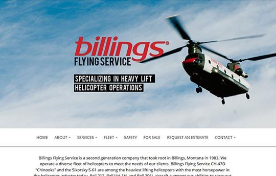 Billings Flying Service