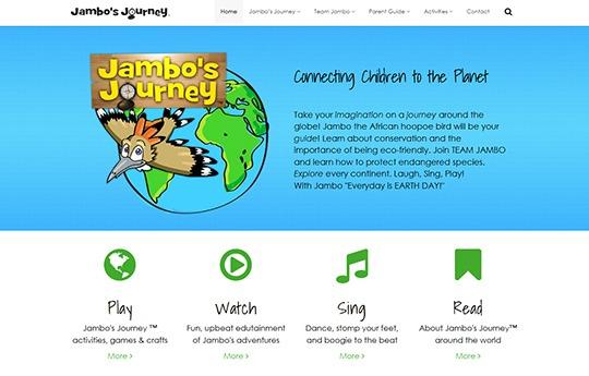 Children's Book Website