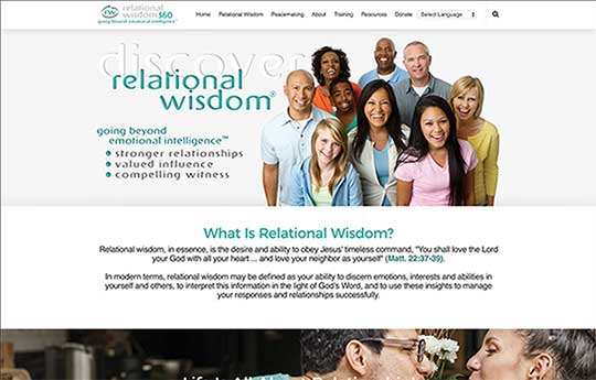Relational Wisdom 360