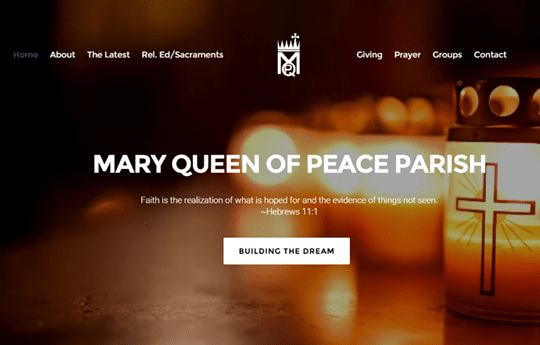 Mary Queen of Peace