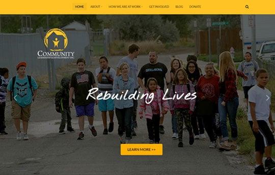 Community Leadership & Development