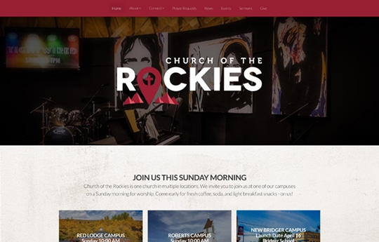 Church of the Rockies