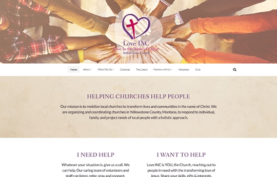 Love INC - Local Ministry