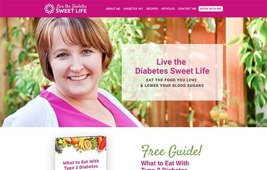 Diabetes Sweet Life