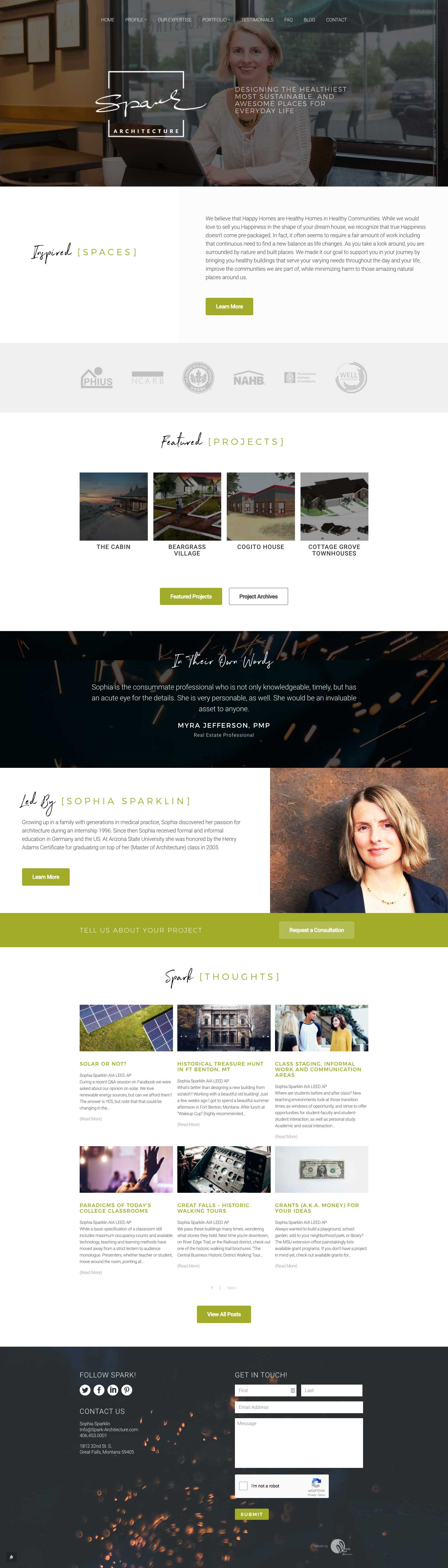 UK Functional Medicine Website Design