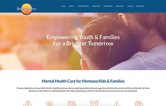 Youth Dynamics – Youth & Behavioral Health