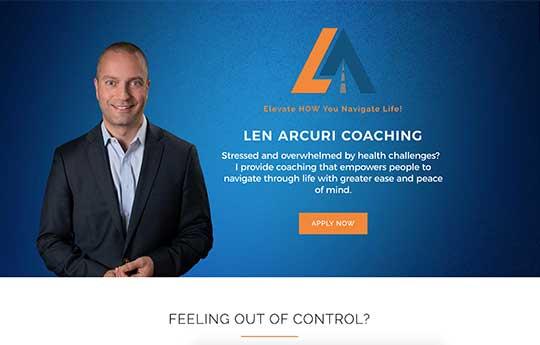 Len Arcuri Coaching