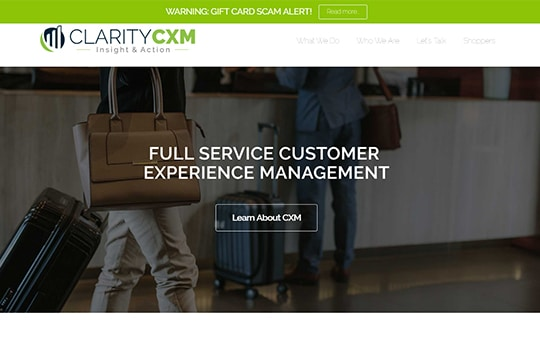Clarity CXM