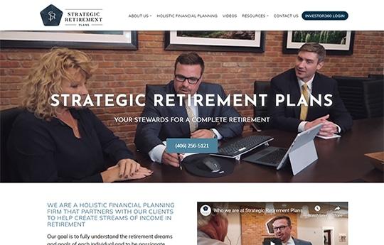 Strategic Retirement Plans