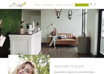 Bleaf – Aesthetic Clinic