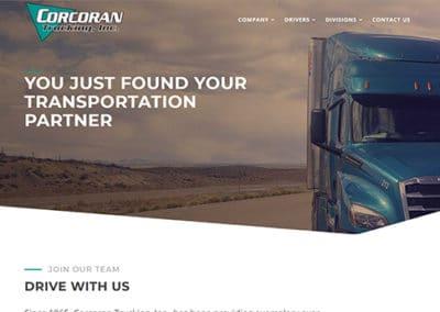 Corcoran Trucking