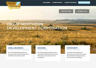 Great Northern Development Corporation