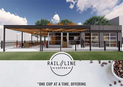 Rail Line Coffee