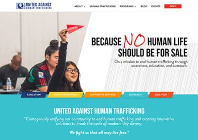 United Against Human Trafficking