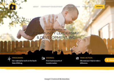 Community Leadership & Development, Inc