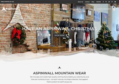 Aspinwall Mountain Wear