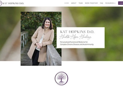 Dr. Kat Hopkins