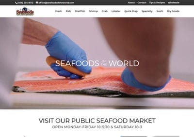 Seafoods of the World