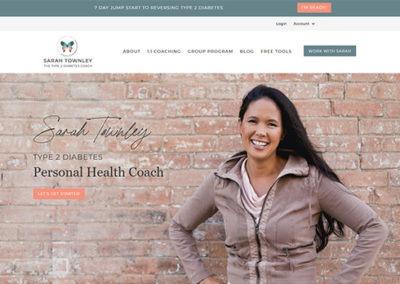 Sarah Townley Personal Health Coach